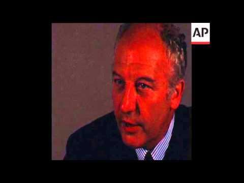 SYND 25/06/1970 INTERVIEW WITH WALTER SCHEEL