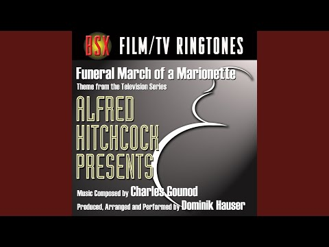 Funeral March of a Marionette  Theme from Alfred Hitchcock Presents