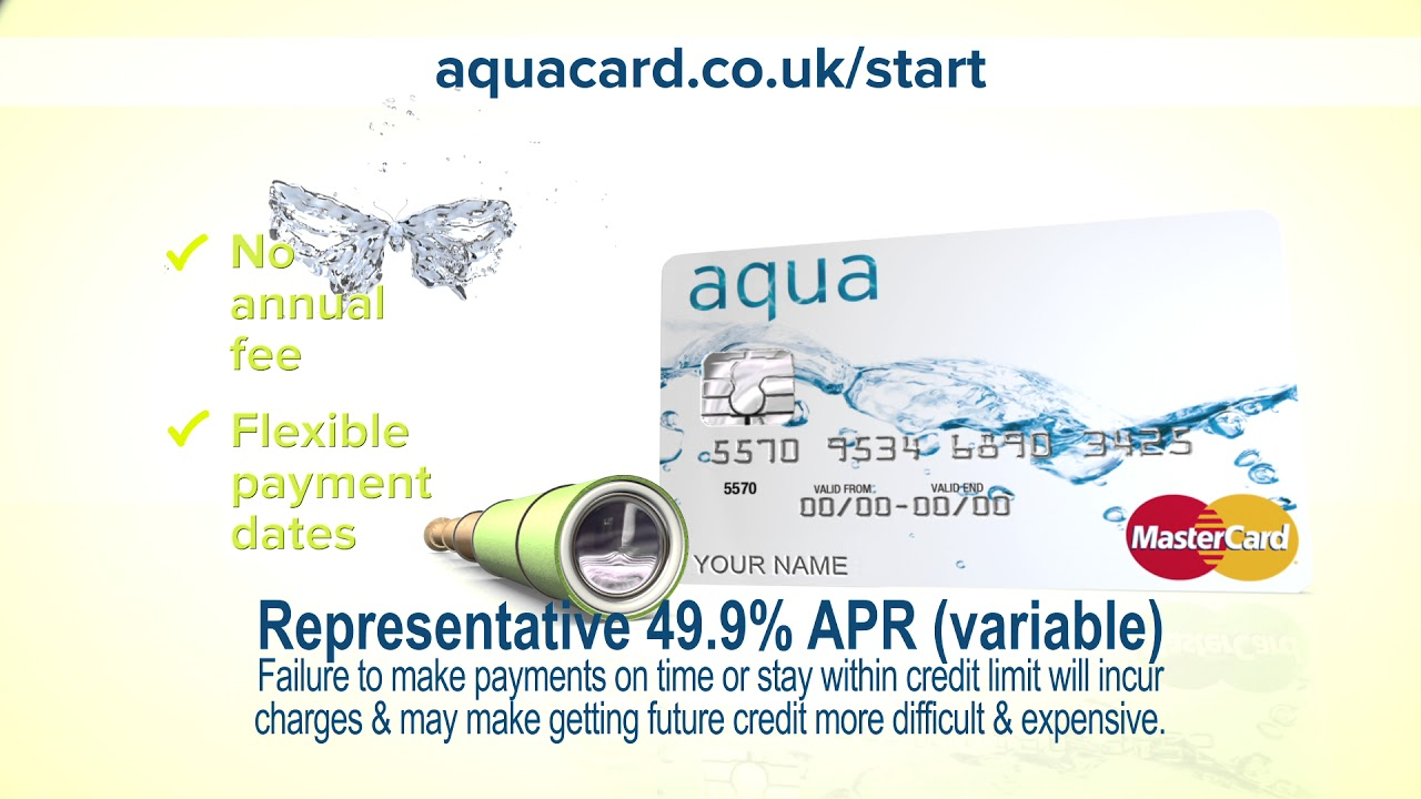 Aqua Card Tv Commercial Youtube