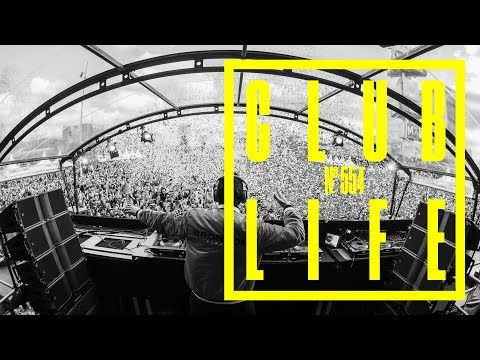 ClubLife by Tiësto Podcast 554 - First Hour
