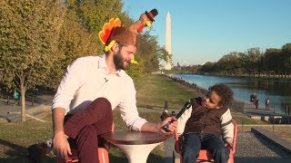 What do kids know about Thanksgiving? | Short Takes