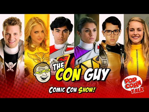 The Virtual WonderCon Power Rangers Panel 2020 | The Con Guy