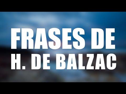 Las 10 mejores frases de HONORÉ DE BALZAC