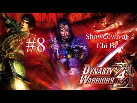 Dynasty Warriors 4 Episode 8 - Showdown at Chi Bi