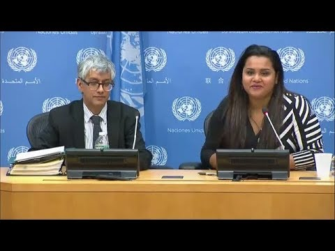 UN Youth Envoy on ECOSOC Youth Forum - Press Conference (26 January 2018)