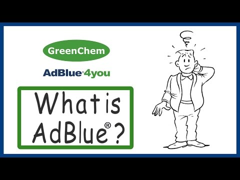 What is AdBlue and what does AdBlue do? GreenChem AdBlue4You