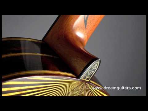 Boaz Baroque Guitar played by David Stevenson - Dream Guitars