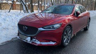 Взял Mazda 6 - начало