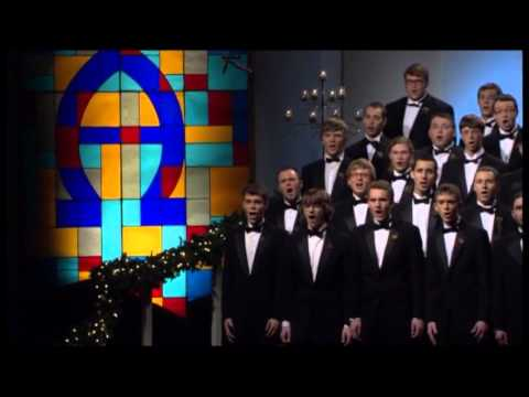 God Rest You Merry Gentlemen  Anderson University Mens Choir
