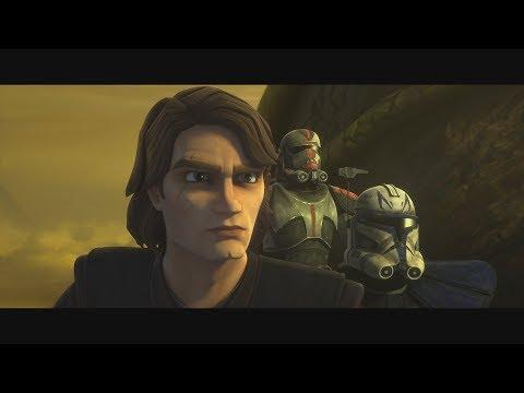 "Star Wars: The Clone Wars   ""A Distant Echo"" Clip   Disney+"