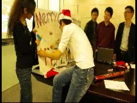X-mas Video from Wuhan FastTrack Team