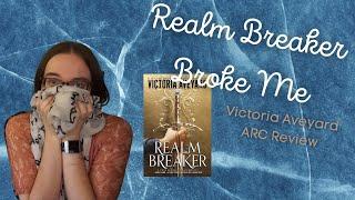 Realm Breaker Broke Me | ARC Review
