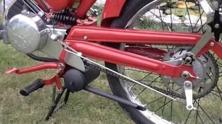 Moto Guzzi Cardellino 73 cc.lusso pt 1
