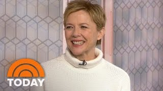 Actress Annette Bening plays a single mom raising a teenage son in ...