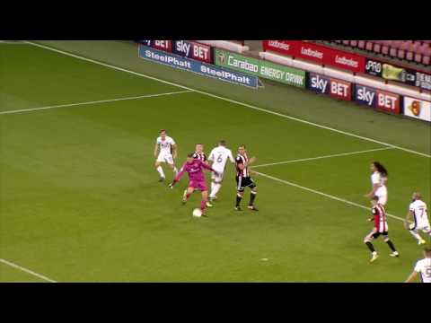Blades 3-2 Walsall - match action