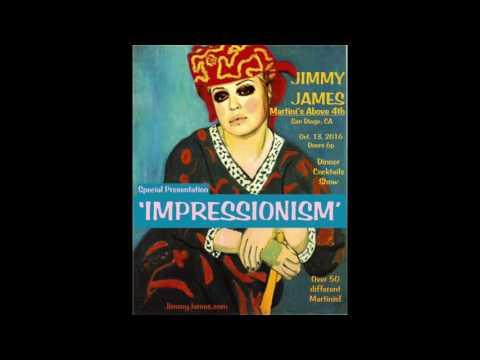 JIMMY JAMES - LIVE: