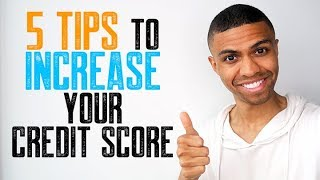 5 TIPS TO BOOST CREDIT FAST || CREDIT REPAIR THAT WORKS