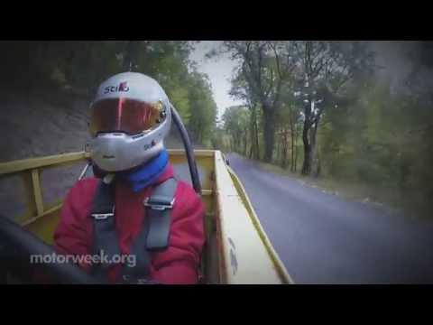 MotorWeek | Over The Edge: Down Hill Go Karts