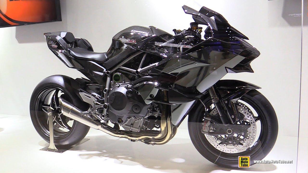 2016 Kawasaki Ninja H2R
