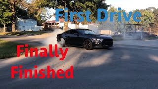 Rebuilding A Wrecked 2017 Ford Mustang GT Part 14