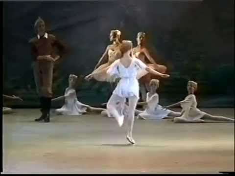 Nina Kaptsova - Cupid Variation