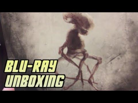 Alien Covenant Blu-ray Steelbook (Bestbuy Exclusive) Unboxing