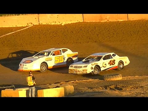 Pure Stock Heat One | Old Bradford Speedway | 9-11-16