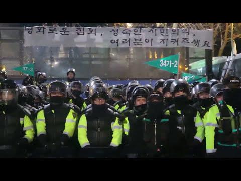 Corée du Sud : la présidente Park Geun-hye
