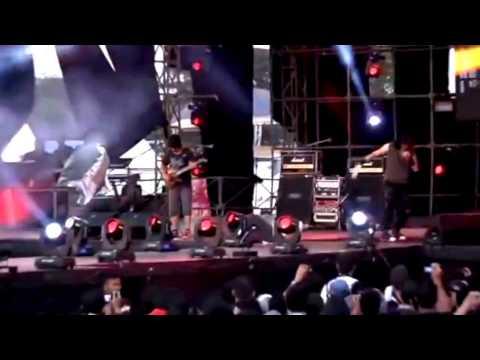 GIGI - Nirwana Live at Java RockingLand 2013
