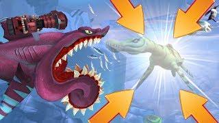 "NEW ""INVISIBLE"" SHARK Gameplay!!!   New Shark Update   Hungry Shark World Part 67"