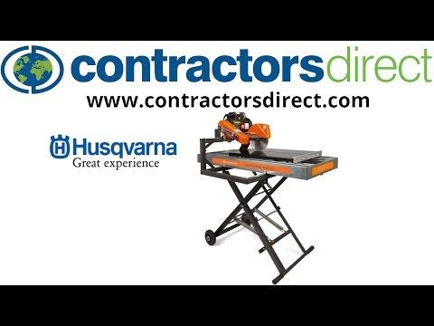 Husqvarna Super Tilematic TS 250 XL3 Tile Saw