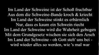 Im Land der Schweine (Schweine-Walzer) - Christoph Holzhöfer