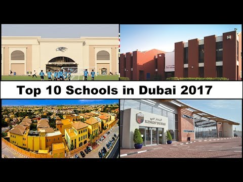 Top 10 schools in dubai 2017