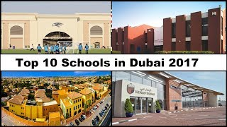 Top 10 schools in dubai 2017