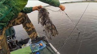 ПОЧЕМУ Я СЮДА БОЛЬШЕ НЕ ПОЕДУ НА РЫБАЛКУ! Рыбалка на заливах Днепра