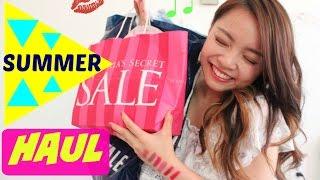 Đồ Mới Mùa Hè 2015 - SUMMER HAUL 2015 [English Subtitles] | TrinhPham
