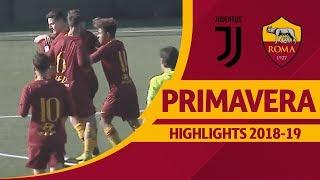 Download Video Juventus 1-3 Roma, Primavera Highlights 2018-19 MP3 3GP MP4