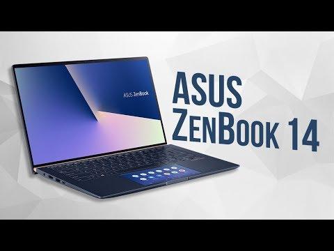 Обзор ASUS ZenBook 14 (2019) спустя месяц использования.
