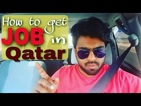 How to Get Job in Qatar |HINDI|