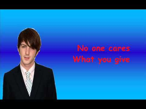I Found A Way - Drake Bell (Lyrics)