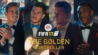 FIFA 17 - The Golden Controller - ft. Reus, Hazard, Martial, James
