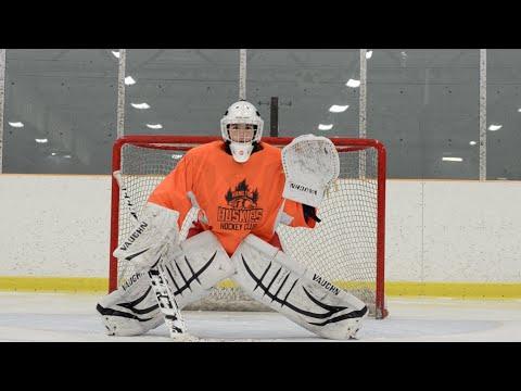 How To: Basic Ice-Hockey Goalie Movements