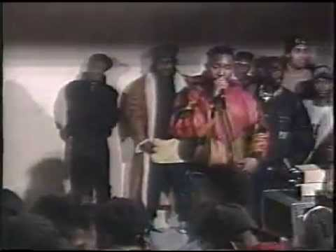 Kool G Rap & Biz Markie live in Brooklyn
