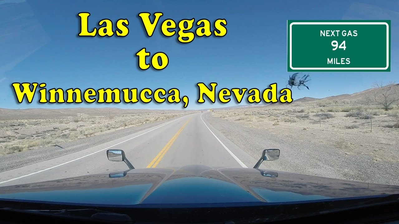 driving from las vegas to winnemucca nevada youtube. Black Bedroom Furniture Sets. Home Design Ideas
