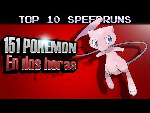 LOS SPEEDRUNS MAS INCREIBLE DEL MUNDO | TOP 10