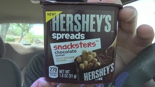 CarBS - Hershey's Spreads Snacksters