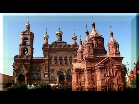 Хвалынск — музей под открытым небом