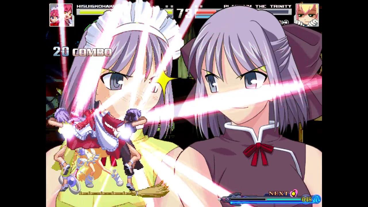 Hisui and Kohaku Team super 1