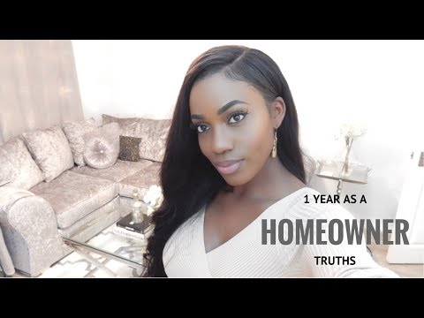 1 YEAR AS A HOMEOWNER | How much is my mortgage? Am I moving? Flat tour? Any regrets? | Jade Vanriel