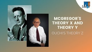 McGregor's Theory X and Theory Y | Ouchi's Theory Z